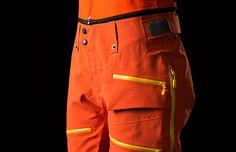 Norrøna ® lofoten Gore-tex pro pants women #ski #jacket #powder #snowboard #gear #magma #goretex #Lofoten #Norway #Norsk @norrona