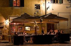 Osteria Santo Spirito in Florence, Italy, Restaurant Review