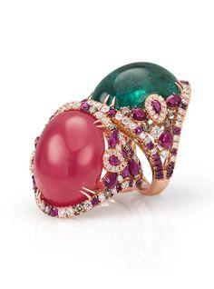 Digo Valenza. Fine Italian Jewellery - rings.