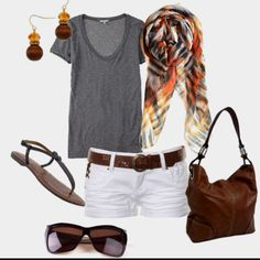 Definitely my first winter to SUMMER outfit(: