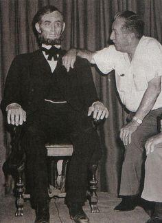 Walt Disney and Robo-Abe...