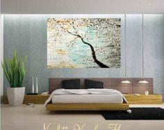 Acrílico de arte abstracto contemporáneo moderno empaste original sobre lienzo Para ver más de mi arte de firma única, haga clic aquí www.etsy.com/shop/artmod   ¤´¨) ¸.·´¸.·*´¨) ¸.·*¨) (¸.· ´ (¸.·  ¤ ~ La pintura ~ ¤ Original arte contemporáneo moderno de Nicolette Vaughan Horner. Resumen pintura moderno abedul plateado - pintura empaste textura al óleo, varias capas de pintura al cuchillo de paleta.  Título... Árbol del amor interno Con textura Dimensiones: 48 x 36 x 1,5  Listo para enviar…