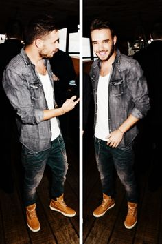 There is no limit to Liam's attractiveness