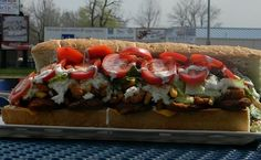 "This spring, the Captains, a Cleveland Indians affiliate, will offer the ""Moby Dick"" fish sandwich. It will be as challenging to eat as it sounds. Described on the Captains' website as stretching 15 inches long on a sesame seed hoagie roll and weighing (at least) three pounds, Moby Dick contains a mere 2,000 (plus) calories and 200 grams of fat. It will feed ""two fans uncomfortably or four fans comfortably."" It's what killed Gregory Peck."