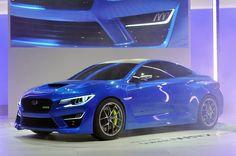 Subaru WRX concept sick