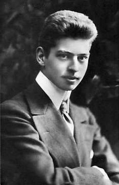 His Royal Highness Crown Prince Carol of Romania (1893-1953)