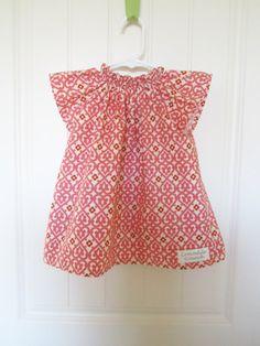 valentine baby girl dress