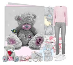 """""""My favorite toy... Bear! - Contest!"""" by asia-12 ❤ liked on Polyvore featuring Proenza Schouler, Lacoste, Boohoo, See by Chloé, Victoria Beckham, Longines and Monica Vinader"""