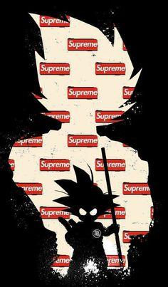 Supreme X Goku