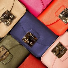 "4,736 Likes, 267 Comments - FURLA (@furla) on Instagram: ""Dive into colours with Furla Metropolis bag! #furlafeeling"""
