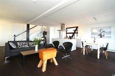 Ein Apartment im Styl eines New Yorker Lofts