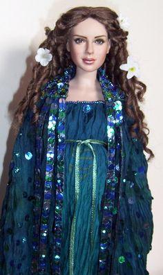 Celebrity action figures dolls divine