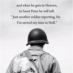 For all those who served & are serving, thankyou