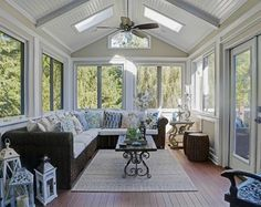 Porch Sunroom Home Design Ideas, Pictures, Remodel and Decor