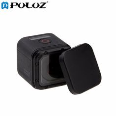 For Go Pro Accessories Appropriative Scratch-resistant Lens Protective Cap for GoPro HERO4 HERO 4 Session Sports Action Camera #Affiliate