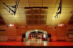 RER Haussmann - Saint-Lazare, Paris 9e, RER E