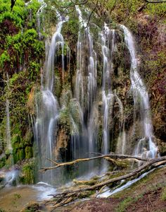 DO visit Gorman Falls.