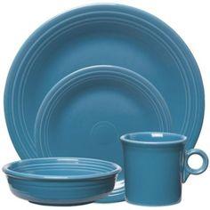 Fiesta® Dinnerware and Serveware in Peacock - BedBathandBeyond.ca