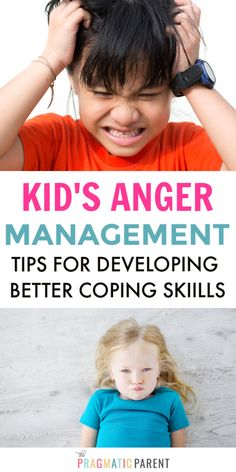 Kids Anger Management: Tips to Help Them Calm Down & Develop Better Coping Skills