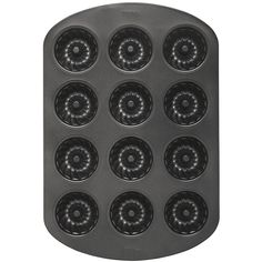 Wilton Mini 12 Cavity Fluted Pan -- Check this awesome product by going to the link at the image.