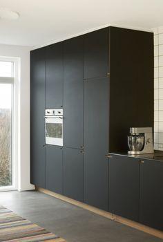Minimalistic Kitchen design by NicolajBo™