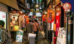 Streetfood Tokyo JAPON