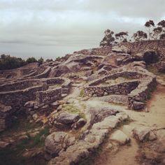 Santa Tecla, ruinas celtas