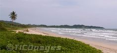 Nosara, Costa Rica - the best beach to learn to longboard on