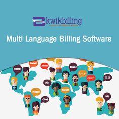 #Multilingual Online #Billing #Software - KwikBilling - Coming Soon - https://goo.gl/mxVSjO