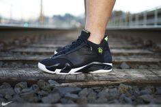 """Jordan Brand Air Jordan 4 Retro """"Neon Air Max 95"""" (GS"""
