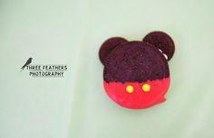Mickey Mouse oreo cookies. Huge hit!