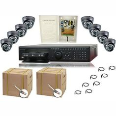 COMPLETE 8 CHANNEL ELITE DVR SECURITY CAMERA SURVEILLANCE SYSTEM WITH BULK CABLE by Security Camera. $1323.36. Our Elite Series DVR features embedded Linux OS, remote monitoring from anywhere in the world, audio recording on all channels,H.264 compression, VGA, BNC and HDMI video outputs. This is NOT a PC based DVR which is subject to viruses and hacking. This is a standalone unit built for only one purpose - the best quality video surveillance in the world. This DVR features pr...