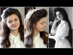 Recreation of looks and apperances of the Romanov sisters, who, with their beauty, enigmatic life and a truly teribble death, both inspire and awake interest in people today.