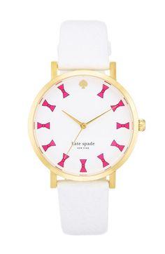 Cute! kate spade new york bow watch