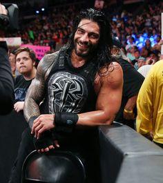 Raw 6/8/15: Roman Reigns vs Kofi Kingston