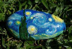 Starry nod to Van Gogh