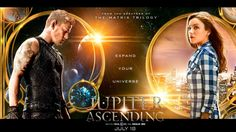 Want a movie review for the new film, Jupiter Ascending?  Or you can simple click to see me as Jupiter in the movie. I do think I would have made an awesome Jupiter, sorry Mila.
