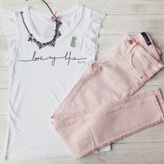 #outfit #casual #pink #TALLYWEiJL
