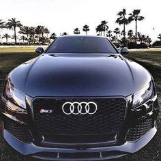 Black from the front Cool Sports Cars, Sport Cars, Cool Cars, Audi Rs5, Audi Quattro, Luxury Car Rental, Luxury Cars, Audi Motor, Carros Audi