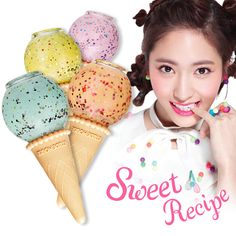 Etude House Sweet Recipe Collection