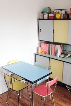cuisine formica formica pinterest cuisine. Black Bedroom Furniture Sets. Home Design Ideas