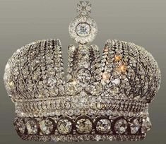 Crowns of the russian empire