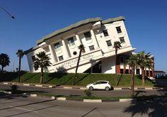 White House, Batumi : Upside Down Houses