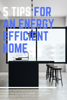 Our Top Five Tips for an Energy Efficient Home Energy Efficient Homes, Energy Efficiency, Moving Home, Energy Consumption, Make Sense, Simple Things, Winter Months, Windows And Doors, You Can Do