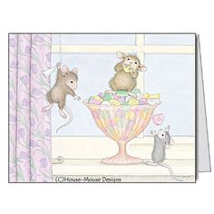 8 Versed Envs - - The Official House-Mouse Designs®️️ Web Site Cat Wash, Blank Cards And Envelopes, House Mouse Stamps, Mouse Color, Cat Birthday, Pet Mat, Large Animals, Cute Cartoon, Note Cards