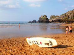 Une plage au pays basque Laga
