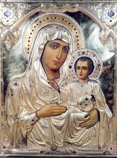 Пресвятая Богородица Иерусалимская