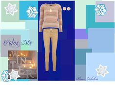 """""""Color Me Winter"""" by lani5296 on Polyvore"""