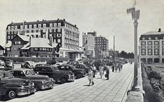 Fotos Viejas de Mar del Plata: CHALETS MARPLATENSES Neoclassical Architecture, World History, Nostalgia, Scenery, Street View, Photography, Bs As, Nikon, Bikinis
