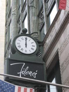I miss Filene's!
